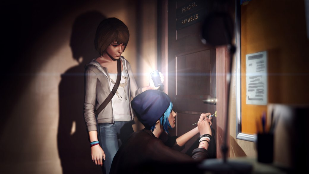 Как Life is Strange: Episode 3 перехитрила жанр интерактивных сериалов - Изображение 2