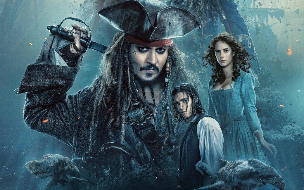 37 неудобных вопросов к фильму «Пираты Карибского моря 5». - Изображение 1