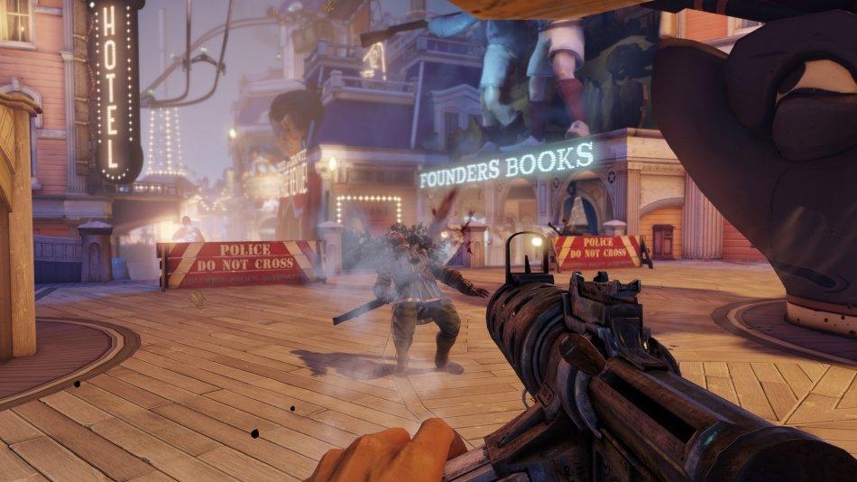 BioShock Infinite. Ад в раю - Изображение 4