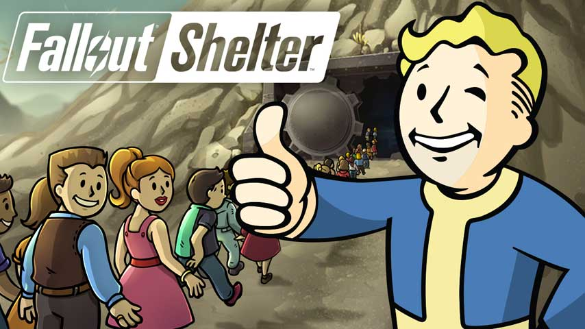 Fallout Shelter —самая загружаемая игра App Store - Изображение 1