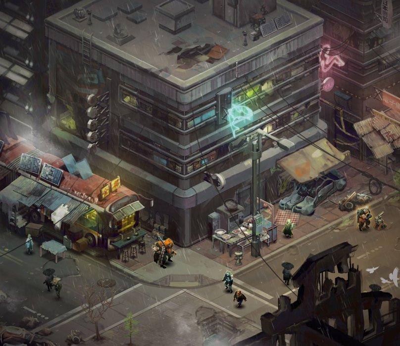 Рецензия на Shadowrun Returns - Изображение 1