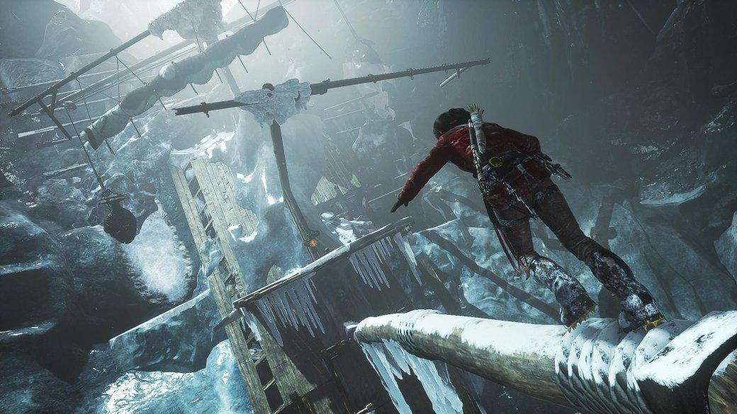30 лучших игр 2015 года: Rise of the Tomb Raider - Изображение 4
