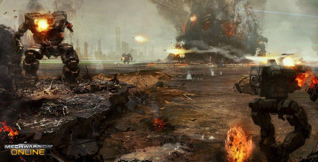 Mechwarrior Online VS Hawken: Битва роботов - Изображение 7