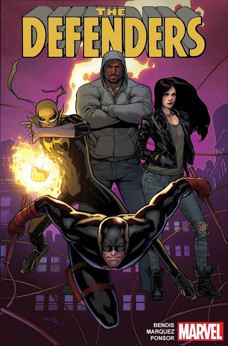 Перед сериалом Marvel выпустит новую серию комиксов «Защитники» - Изображение 1