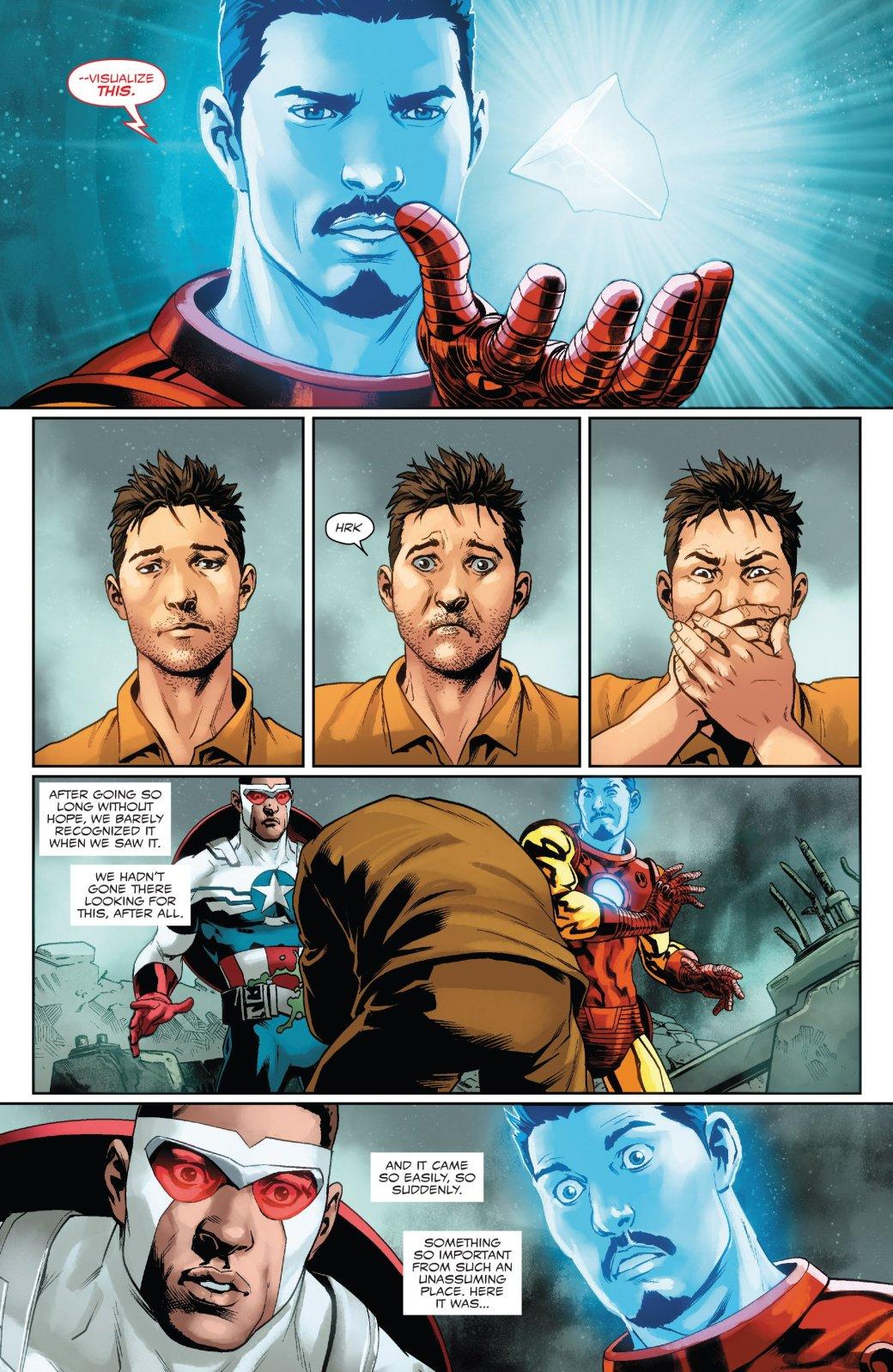 В борьбе против Гидры Мстителям помог герой с самой тупой способностью. - Изображение 2