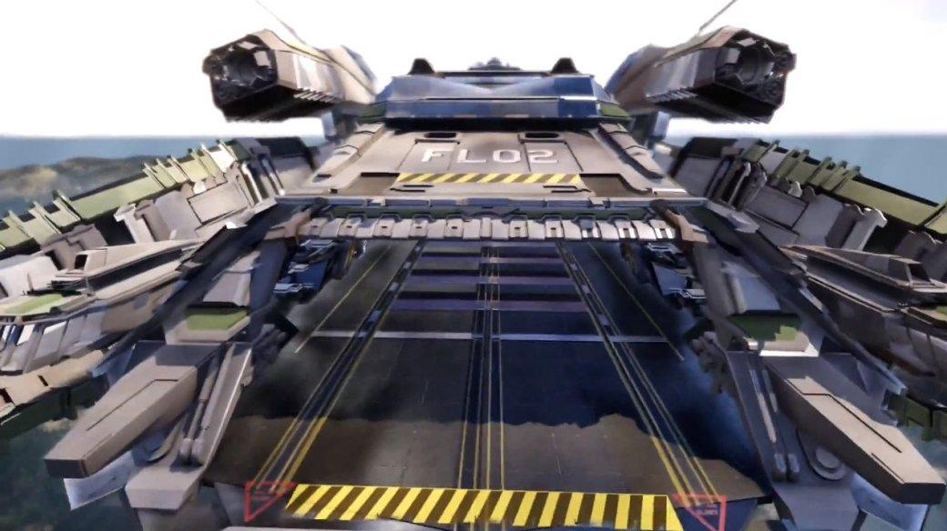 Утечка файлов Star Citizen: космический авианосец и взгляд в будущее - Изображение 3
