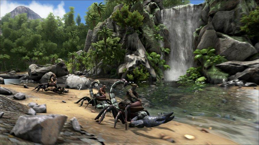 Разработчики ARK мечтают о раннем доступе на PlayStation 4 - Изображение 1