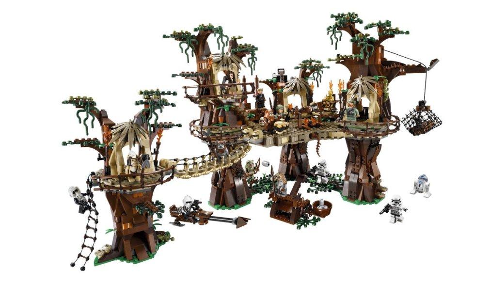 Фанат Star Wars построил собственную деревню эвоков - Изображение 9