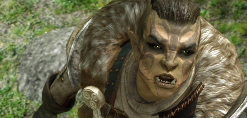 Лица The Elder Scrolls 5: Skyrim. Продолжение - Изображение 8