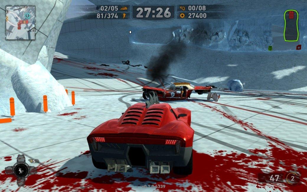 Бета-версия Carmageddon: Reincarnation — отзывы игроков - Изображение 1