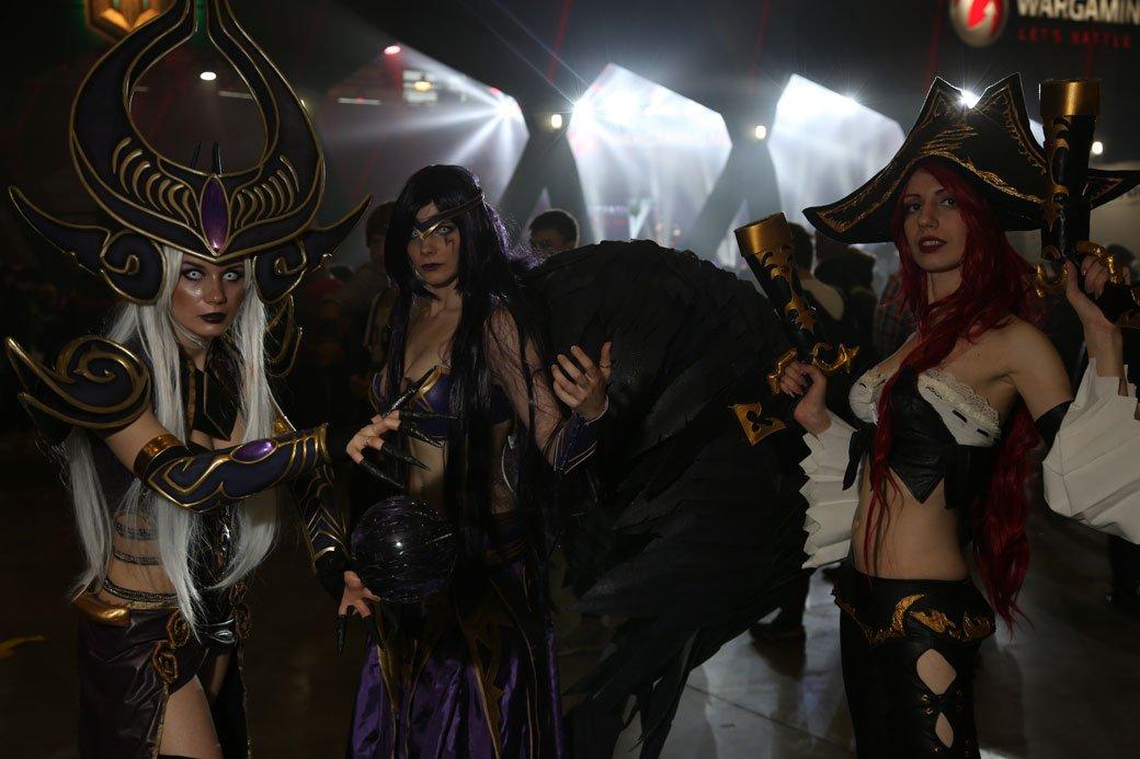 «Игромир 2015» и Comic Con Россия в лицах - Изображение 29