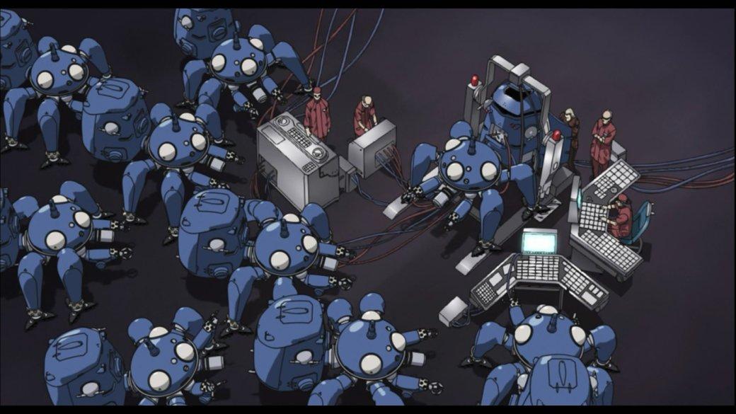 Шедевры аниме. Обзор вселенной «Призрака в доспехах». - Изображение 24