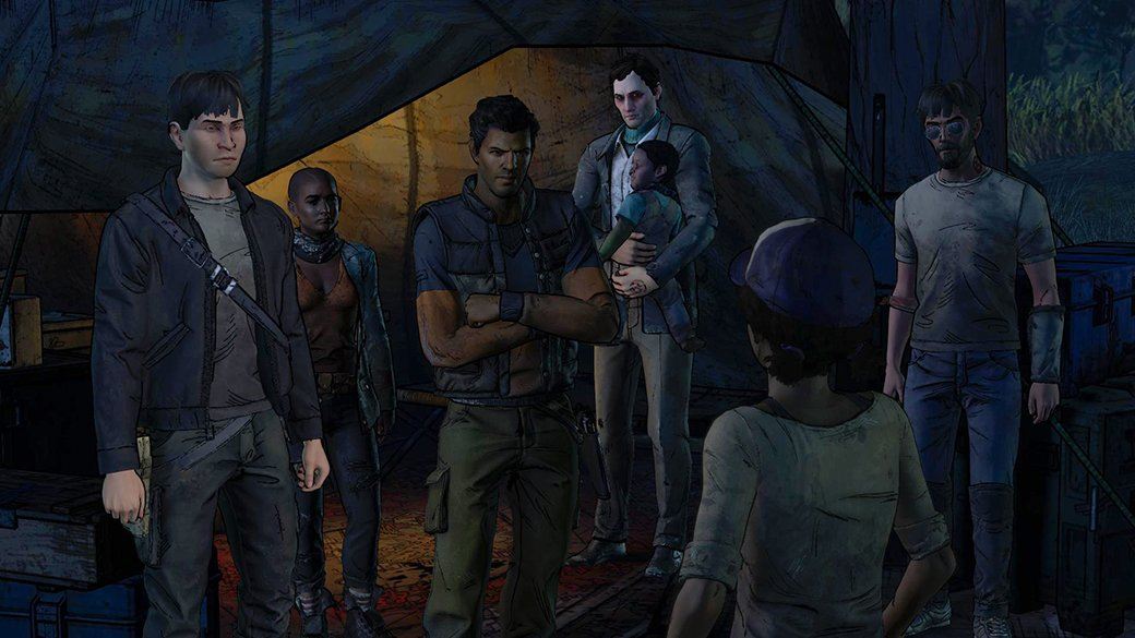 Рецензия на The Walking Dead: The Telltale Series - A New Frontier. Обзор игры - Изображение 10