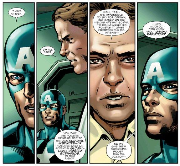 Как изменился Капитан Америка, став агентом Гидры? - Изображение 3