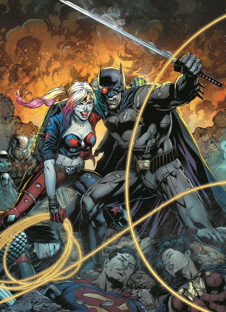 В следующем эвенте DC Лига Справедливости сразится с Отрядом самоубийц - Изображение 1