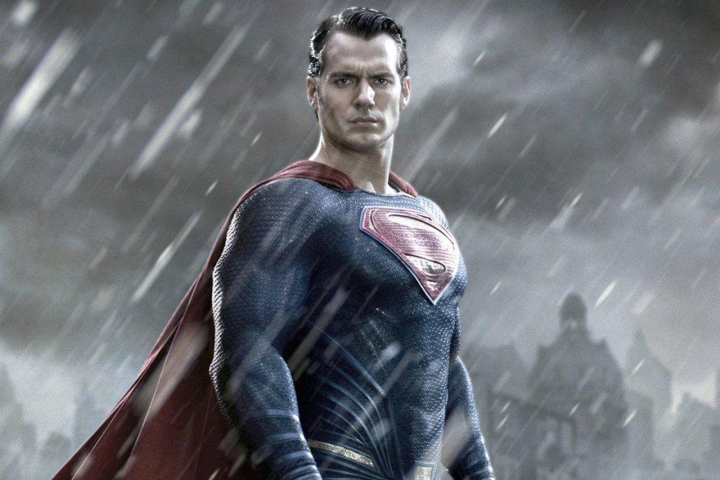 Он точно живой: новые фото Супермена из «Лиги справедливости» - Изображение 1