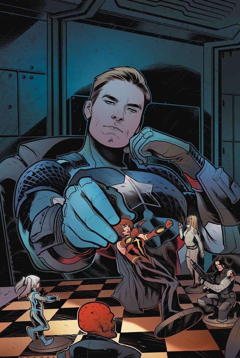 Как Капитан Америка предал все ради власти над Гидрой ивсем миром - Изображение 26