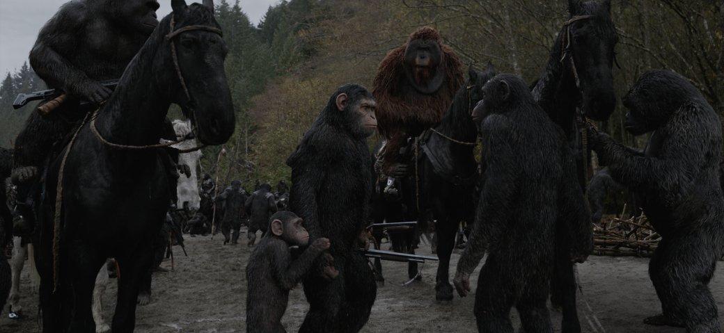 Рецензия на «Планету обезьян: Война»  - Изображение 7