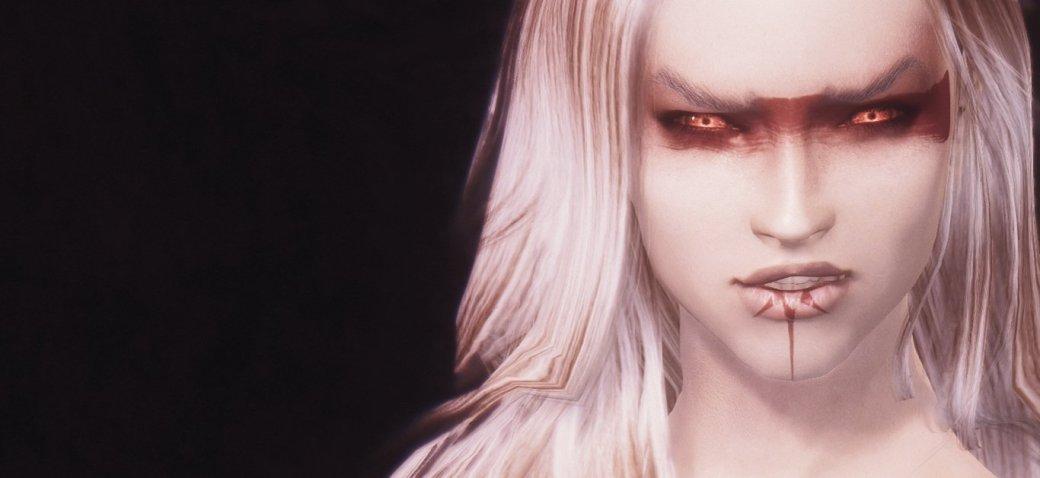 Лица The Elder Scrolls 5: Skyrim. Продолжение - Изображение 14