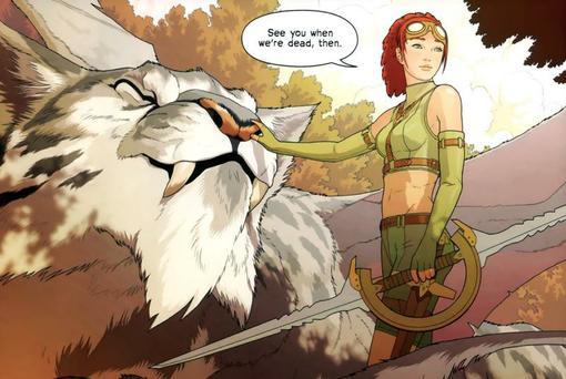 Комиксы: Nonplayer - Изображение 4