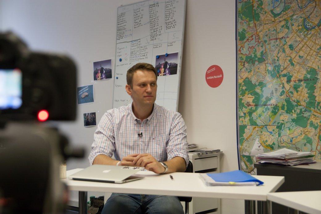 Интервью с Навальным: Как все прошло - Изображение 3
