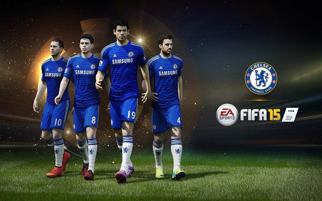 Рецензия на FIFA 15 - Изображение 1