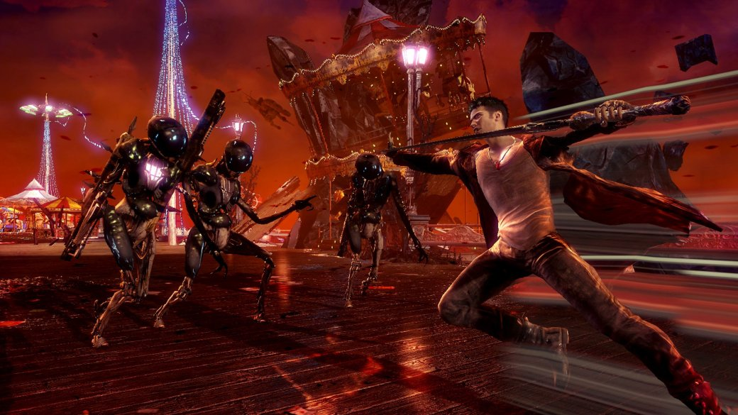 DmC: Devil May Cry. Впечатления от закрытого показа.. - Изображение 2