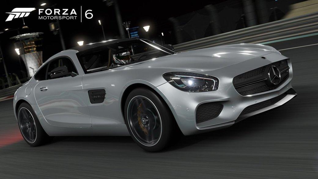 Forza Motorsport 6 ушла в печать, демо-версия выйдет 1 сентября - Изображение 1
