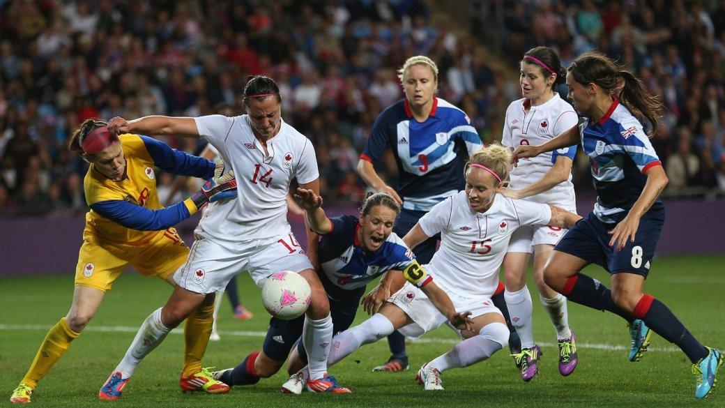 Женский футбол: Во-первых, это красиво... - Изображение 8