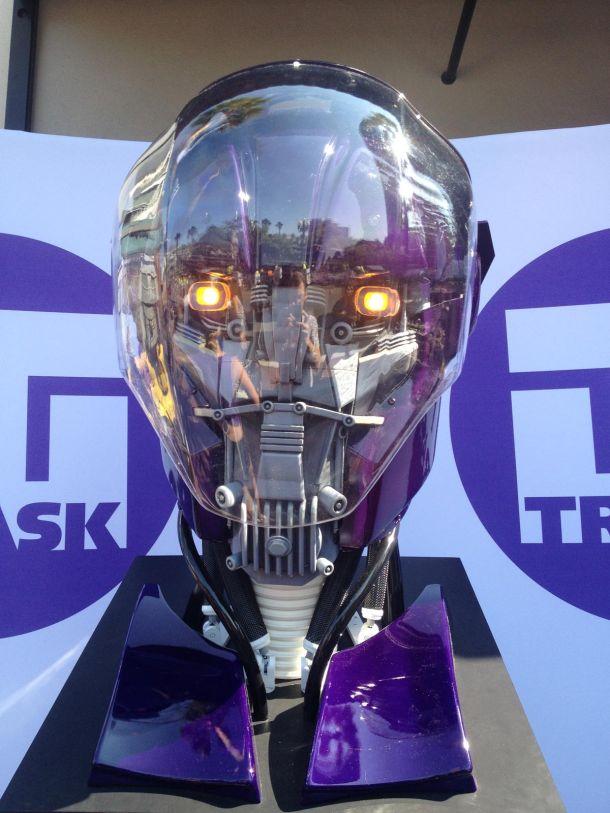 На Comic-Con показали голову сентинеля из новых Люди Икс - Изображение 1