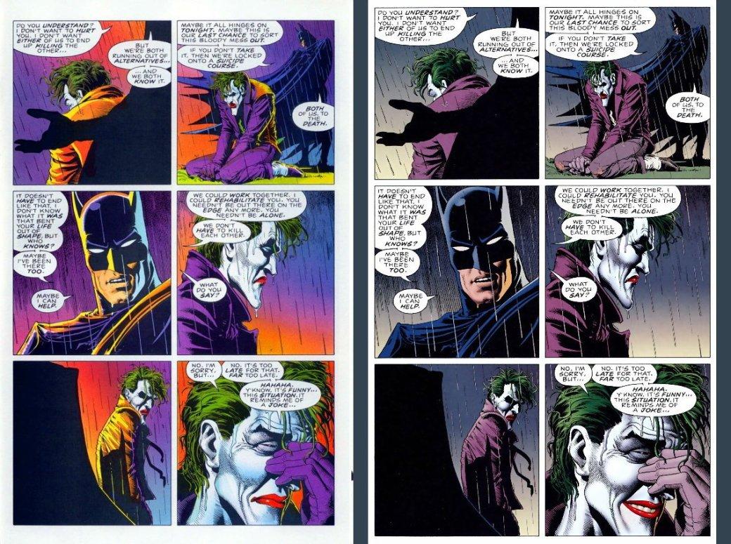 Рецензия на «Бэтмен: Убийственная шутка» - Изображение 3