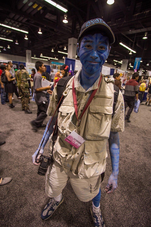 Десятка самых нелепых костюмов с Comic-Con 2013. - Изображение 11