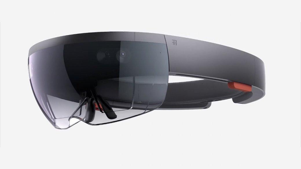 Что внутри у Microsoft HoloLens? - Изображение 1