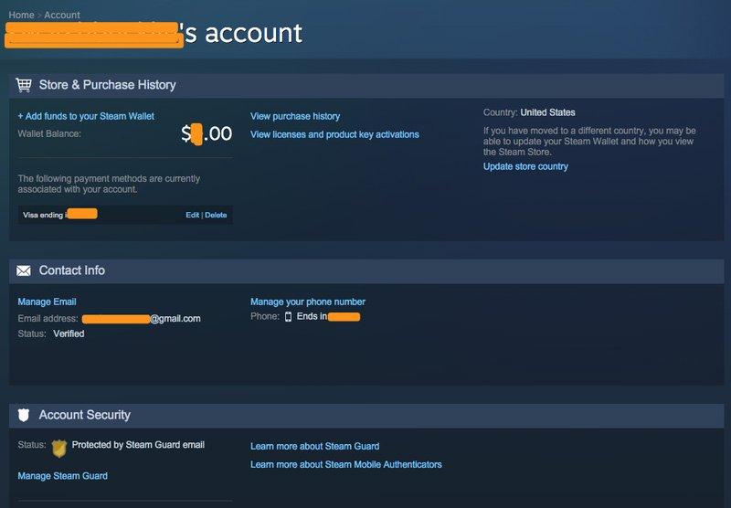 Steam «обнажил» персональные данные игроков, но быстро исправился    - Изображение 1