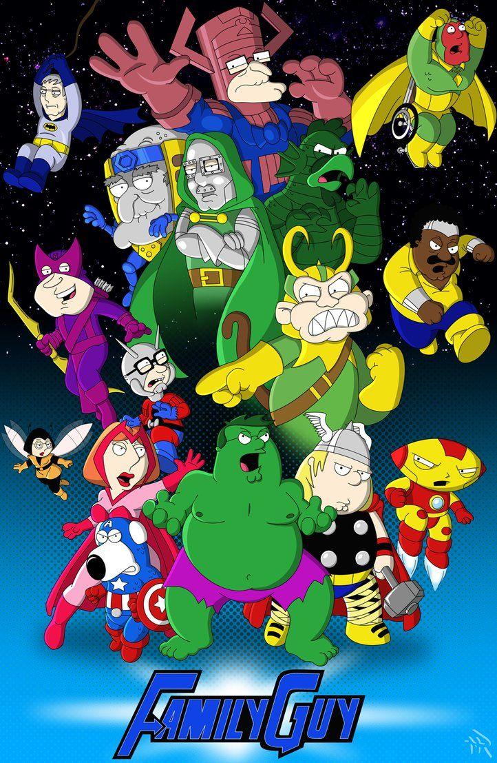 Галерея вариаций: Мстители-женщины, Мстители-дети... - Изображение 58