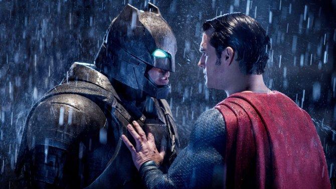 «Бэтмен против Супермена» соберет $160 млн за первый уикенд - Изображение 1
