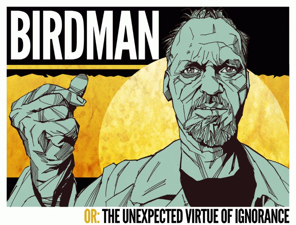 «Бердмэн» –  пьеса наизнанку - Изображение 6