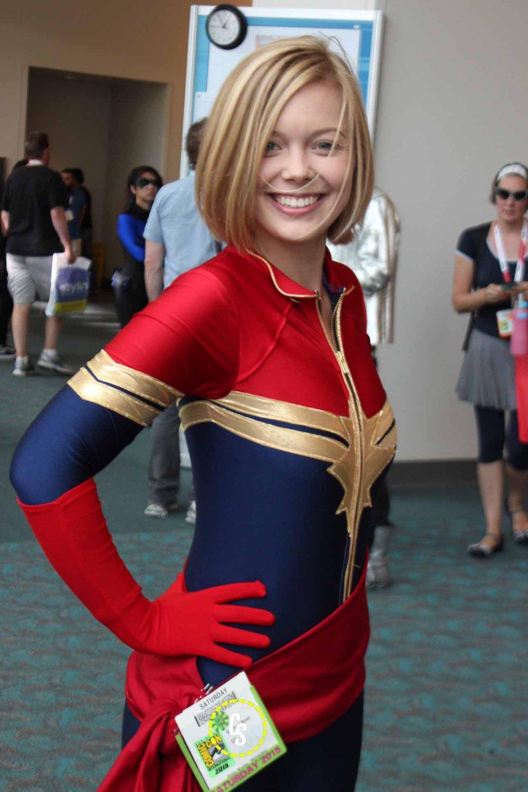 Лучший косплей Comic-Con 2015 - Изображение 6
