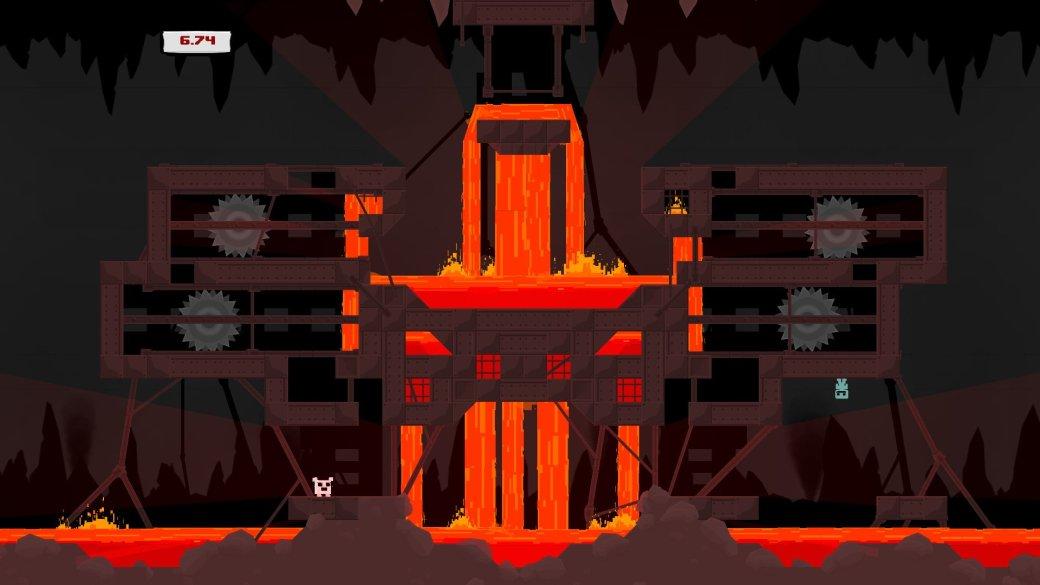 Sony назвала дату выхода Super Meat Boy на PS4 и PS Vita - Изображение 1