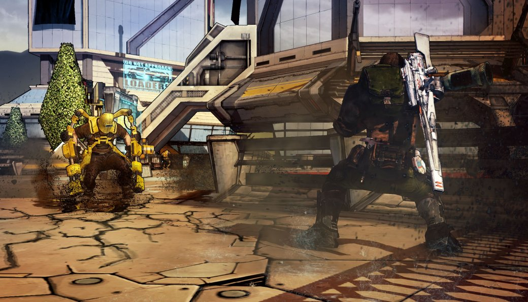 E3: Кадры Borderlands 2 - Изображение 3