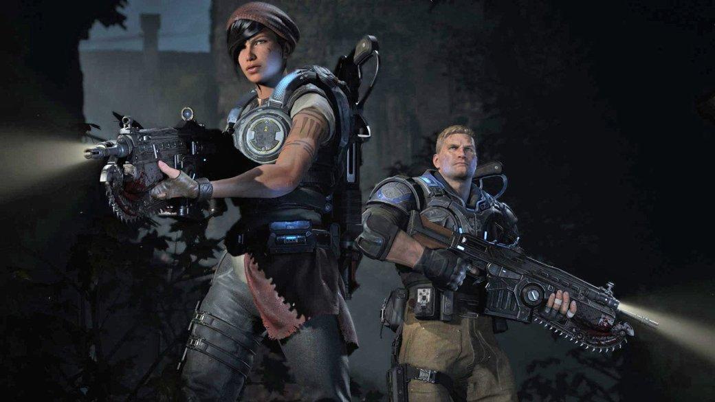 Творческий конкурс Gears of War 4: «Серия Gears of War в одной гифке». - Изображение 2