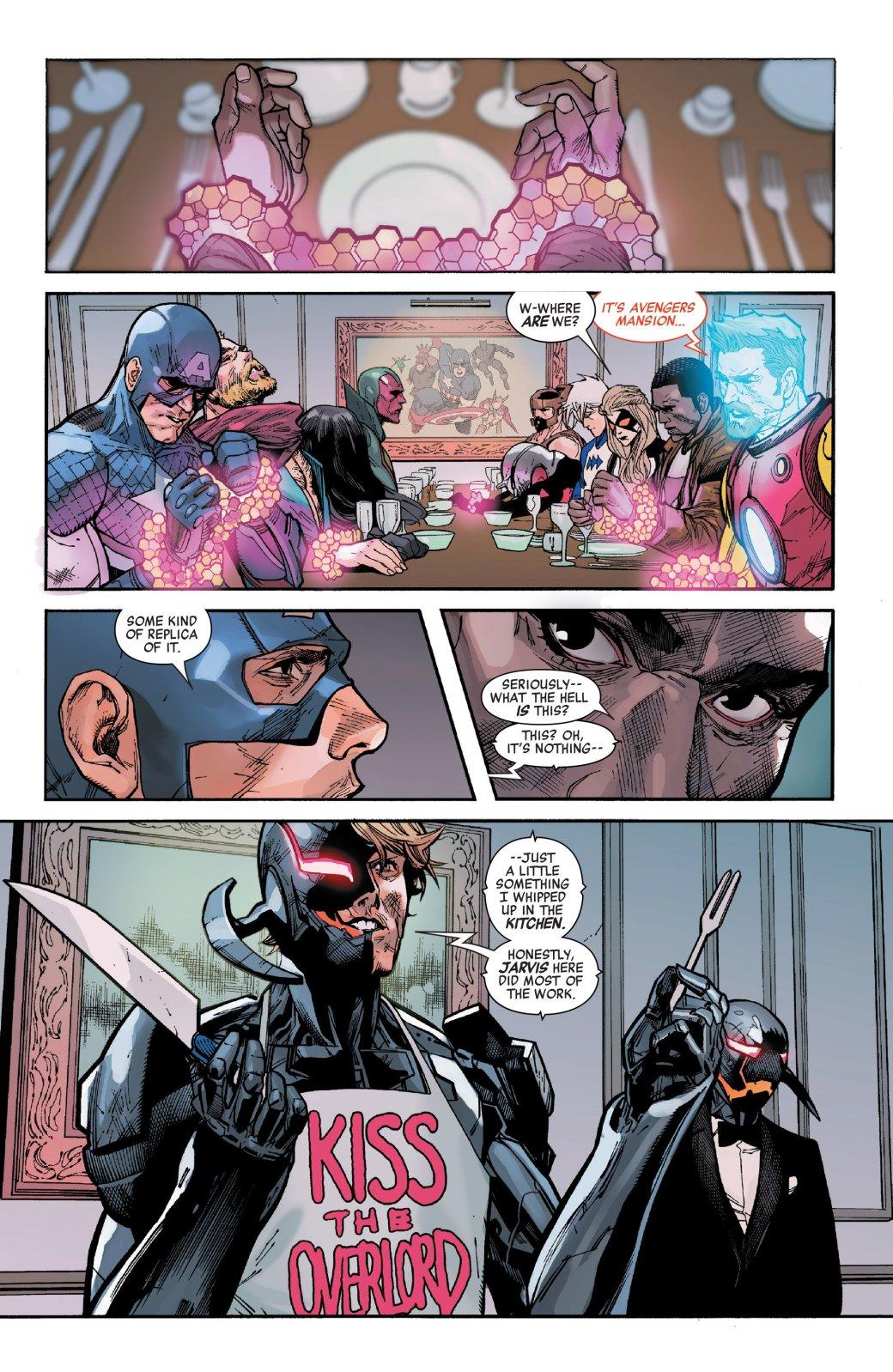 Secret Empire: противостоянию Стива Роджерса иТони Старка нет конца - Изображение 18