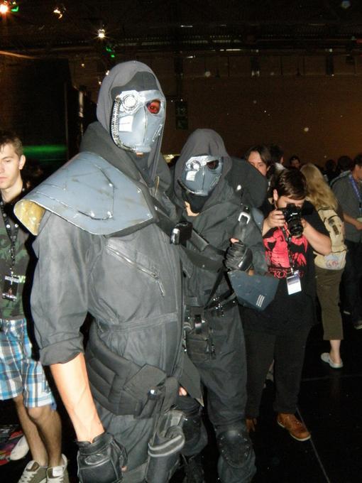 GamesCom 2011. Впечатления. Booth babes, косплей и фрики - Изображение 16