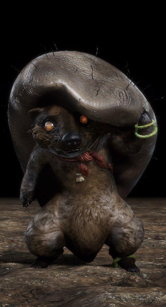 Странные существа из японских мифов, которых вы встретите в Nioh - Изображение 8