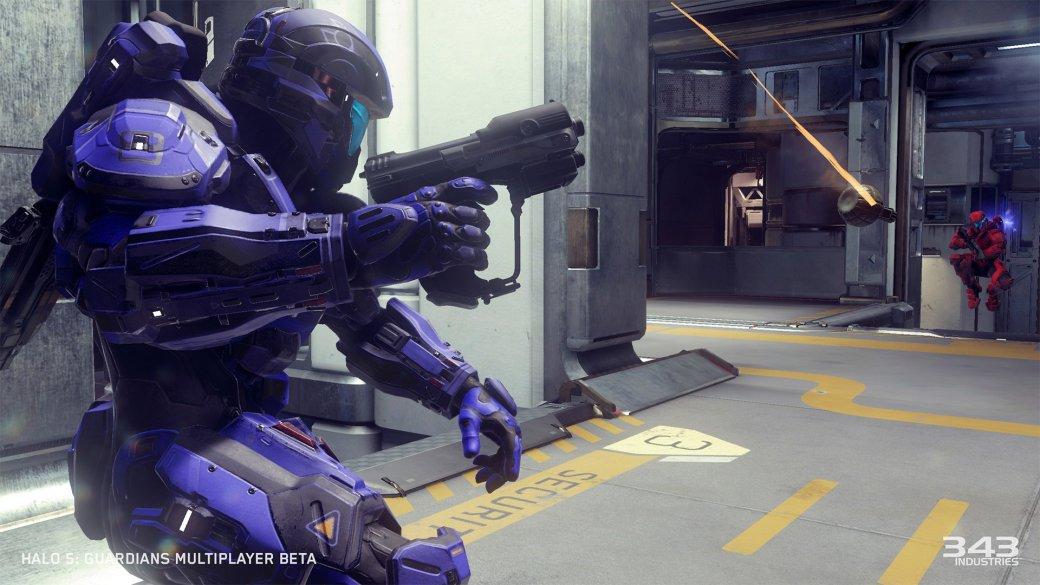 Бета Halo 5: Guardians - Изображение 7
