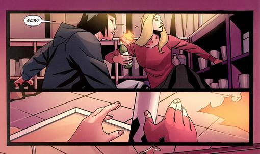 Комиксы: Mirror's Edge - Изображение 5