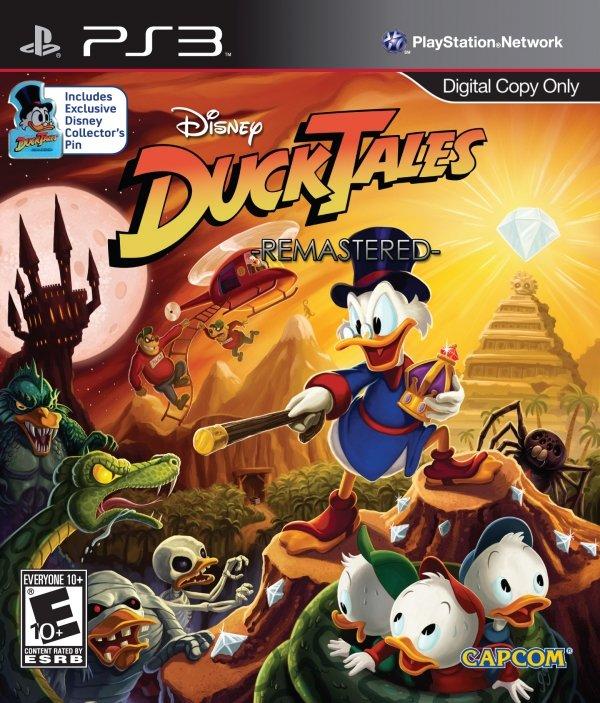 Стали известны подробности коробочной версии DuckTales Remastered - Изображение 1