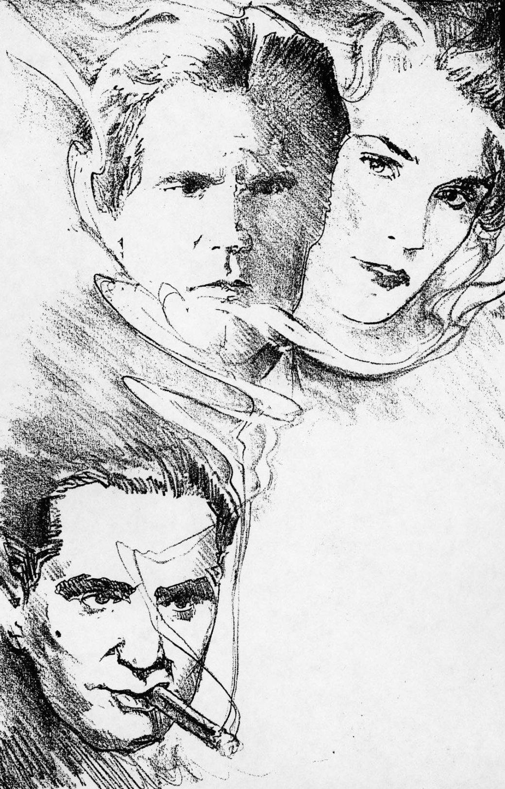 Неопубликованные постеры Джона Элвина - Изображение 34