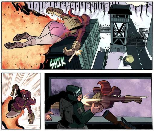 Комиксы: The Intrepids - Изображение 3