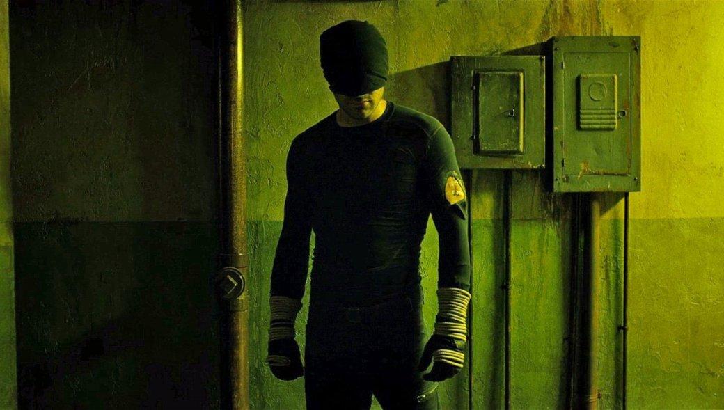 Помните драку в коридоре? Во 2-м сезоне «Сорвиголовы» будет еще круче - Изображение 1